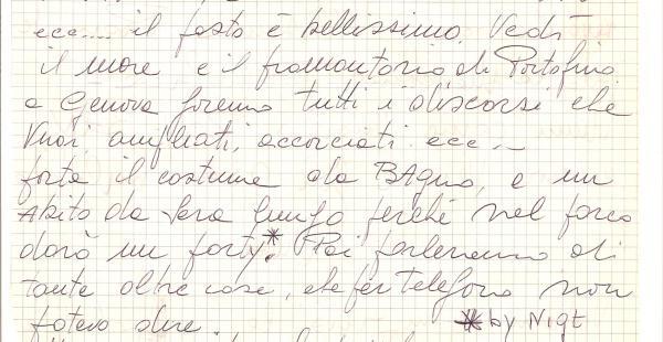 Handwriting: Methodically Uneven