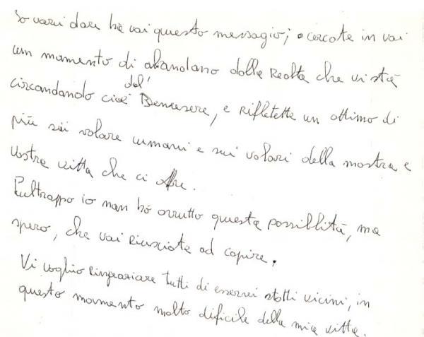 Handwriting: Descending