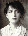 Portrait: Camille Claudel