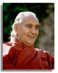 Portrait: Swami Rama