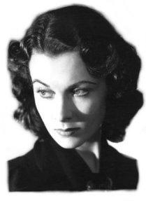 Portrait: Vivien Leigh