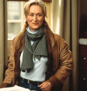 Portrait: Meryl Streep