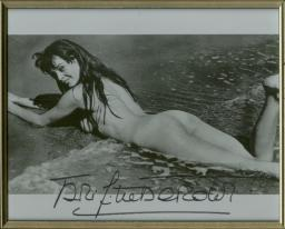 Portrait: Brigitte Bardot